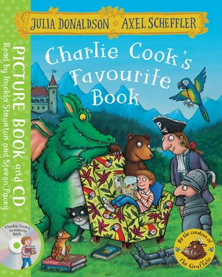 Book cover for Charlie Cook's Favourite Book